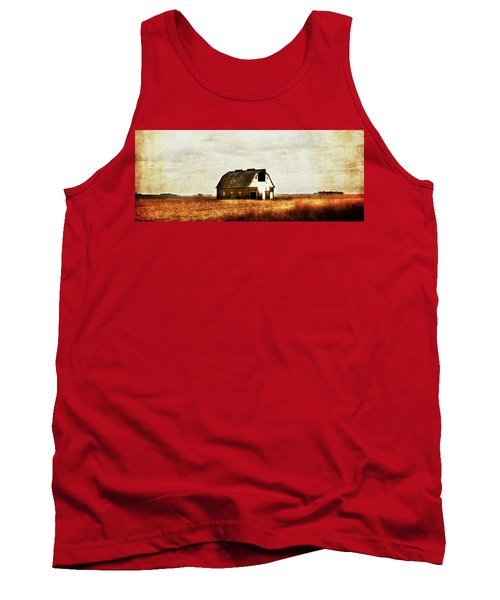 Tank Top featuring the photograph Built To Last by Julie Hamilton