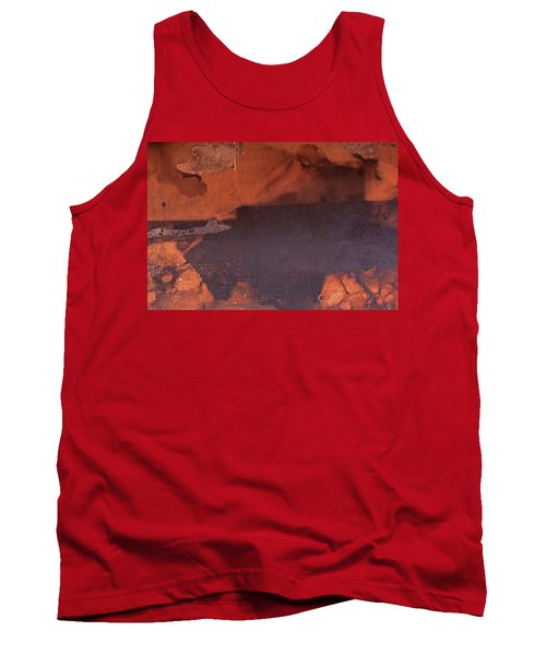Tank Top featuring the photograph Bullfight by Laurie Stewart