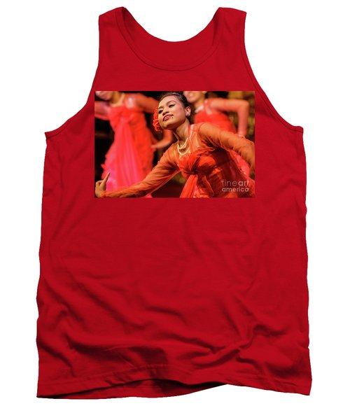 Burmese Dance 1 Tank Top