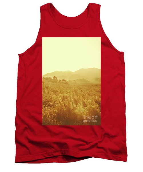 Bushland Of Western Dynamics Tank Top