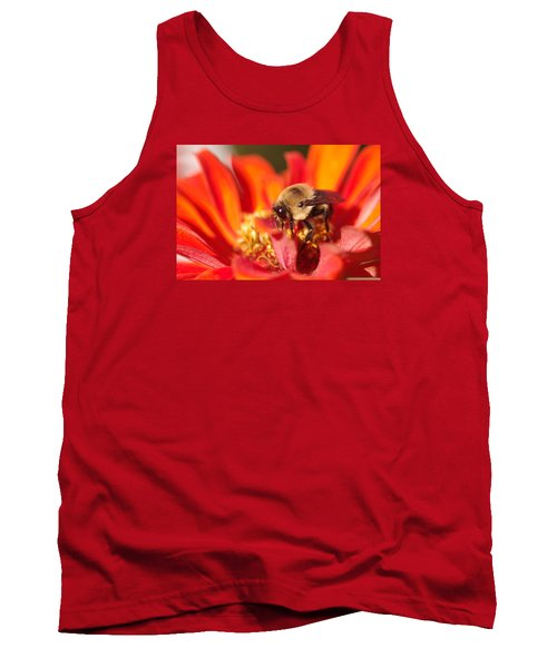 Busy Bee II Tank Top by Greg Graham