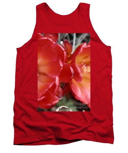 Cactus Reds Tank Top