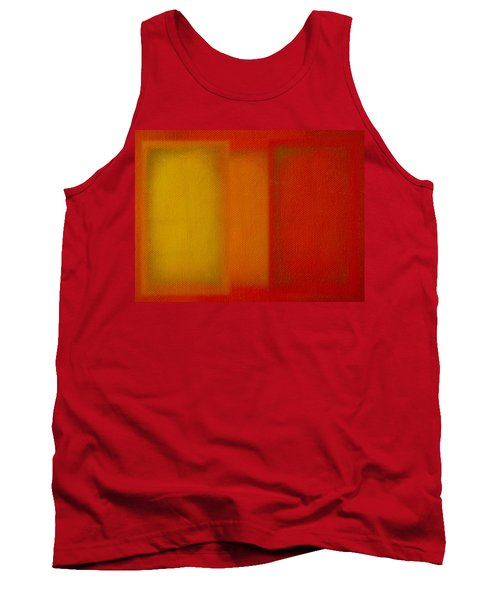 Cadmium Lemon Tank Top