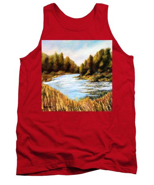 Calapooia River Tank Top