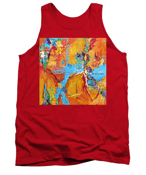 Calling All Angels Tank Top