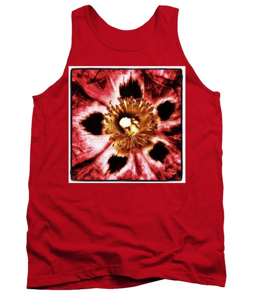 Tank Top featuring the photograph Can You Guess What Flower? Hints: It's by Mr Photojimsf