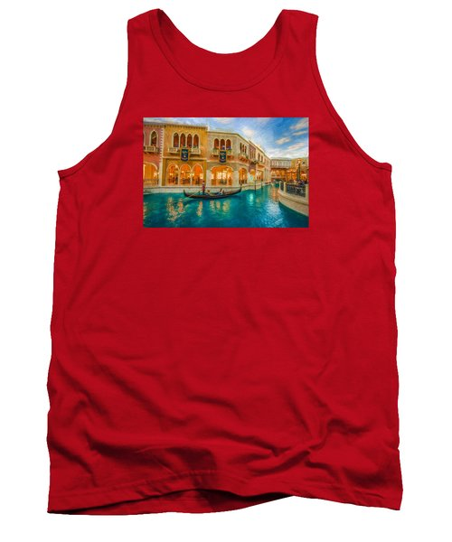 Canal Tank Top
