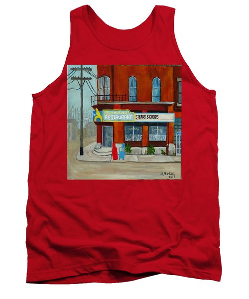 Canary Restaurant Tank Top