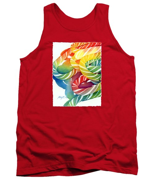 Candy Canes Tank Top