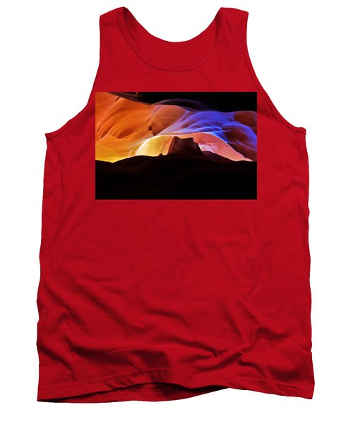Canyon Antelope Tank Top by Evgeny Vasenev