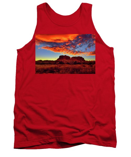 Canyonlands Sunset Tank Top