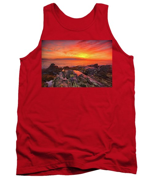Cape Neddick Sunrise Tank Top