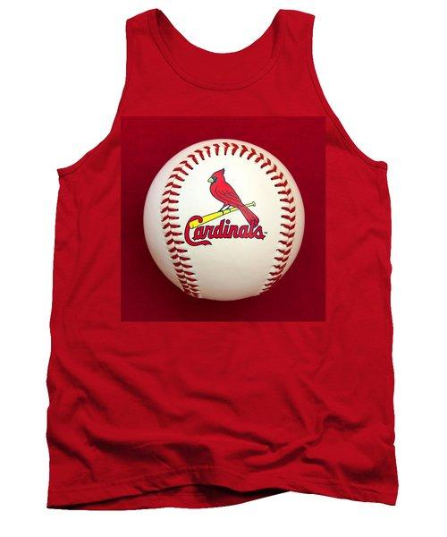 Cardinals Tank Top by Steve Stuller