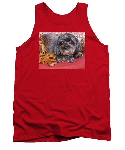 Tank Top featuring the photograph Cash by Joan Bertucci