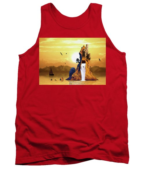 Castle Rising Tank Top