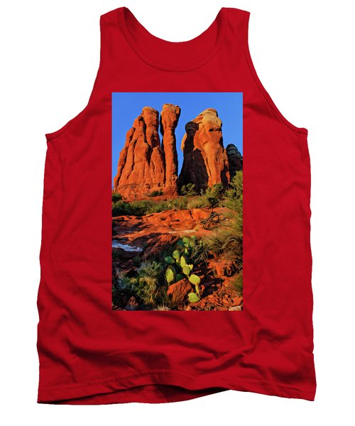 Cathedral 06-074 Tank Top