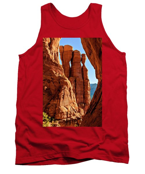 Cathedral 07-061 Tank Top