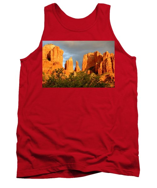 Cathedral Formation Tank Top