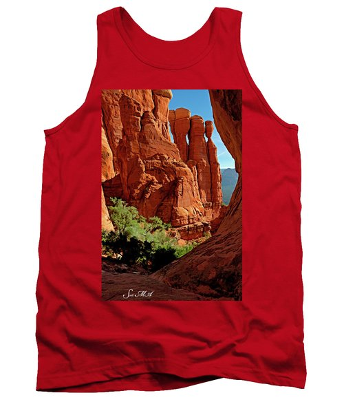 Cathedral Rock 06-124 Tank Top