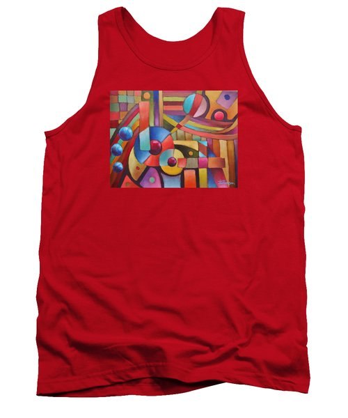 Cerebral Decor # 5 Tank Top