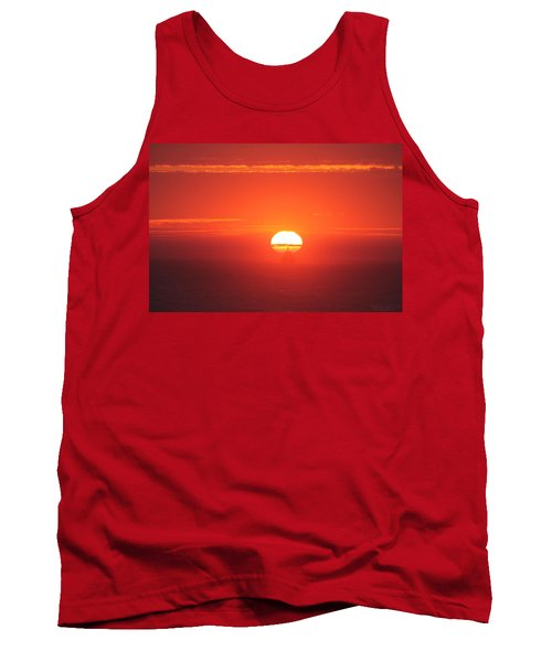 Challenging The Sun Tank Top
