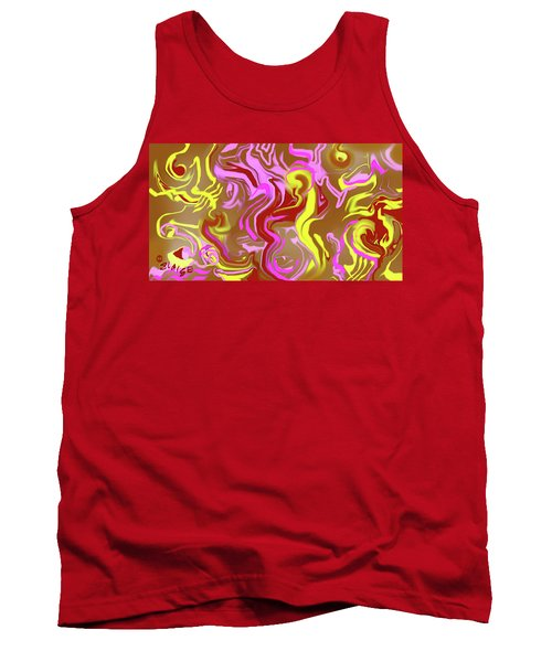 Change Of Plans Tank Top
