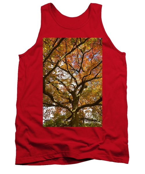 Changing Of The Oak Tank Top