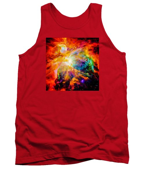 Chaos In Orion Tank Top