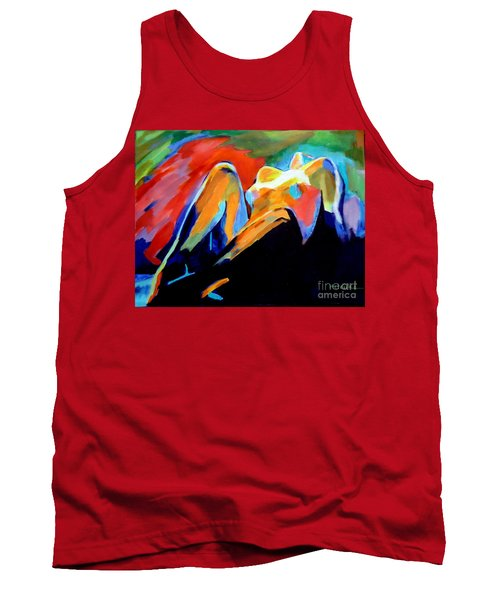 Charge Of The Soul Tank Top