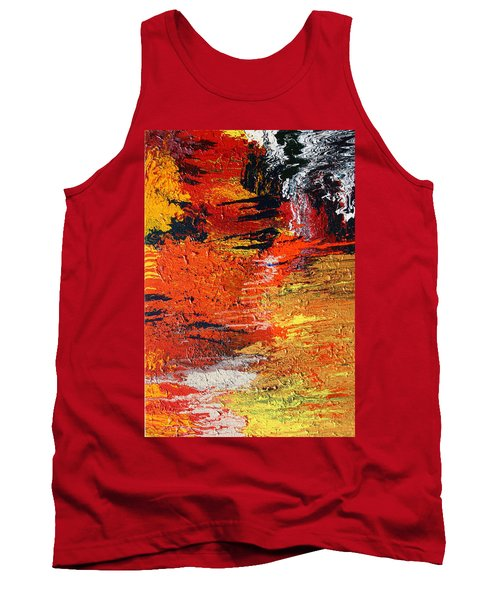 Chasm Tank Top by Ralph White