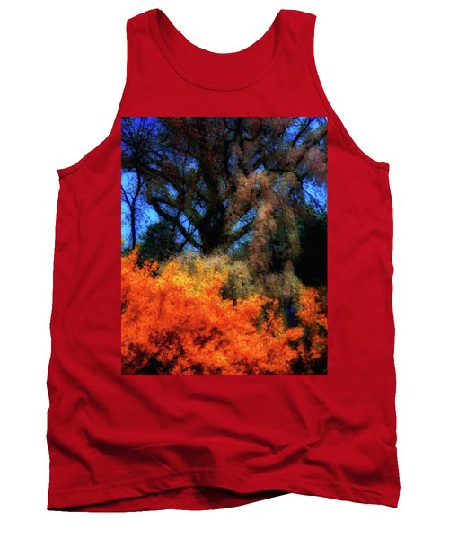 Cherry Blossoms P4 Tank Top