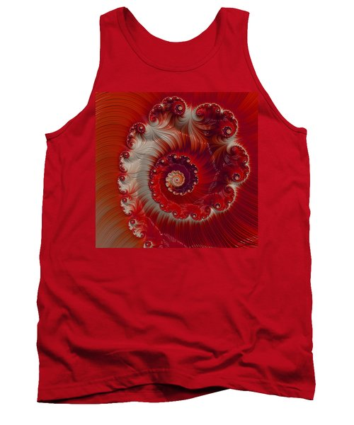 Cherry Swirl Tank Top