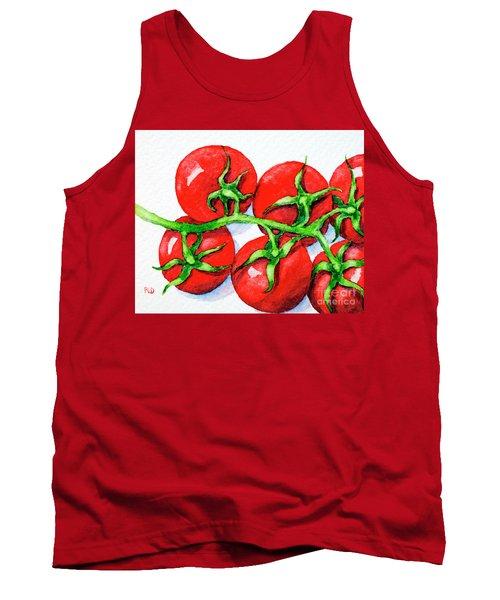 Cherry Tomatoes  Tank Top