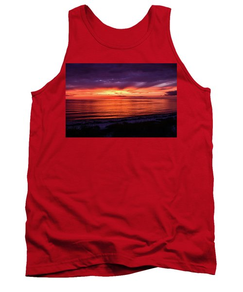 Chesapeake Bay Sunset Tank Top
