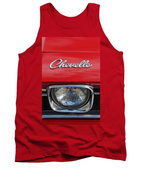 Chevelle Tank Top