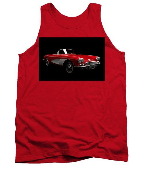 Chevrolet Corvette C1 Tank Top