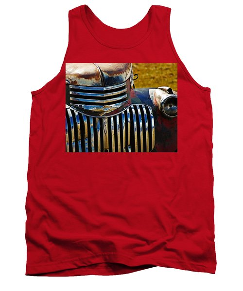 Chevy Truck Tank Top