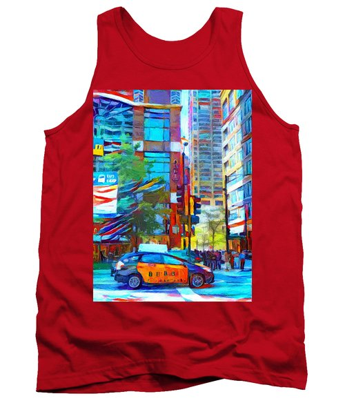 Chicago Colors 1 Tank Top