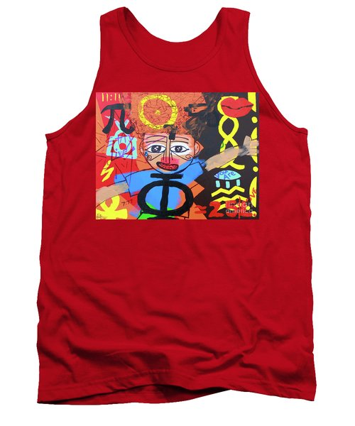 Children Of Ascension Tank Top