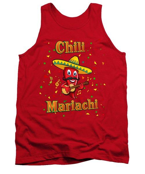 Chili Mariachi Tank Top