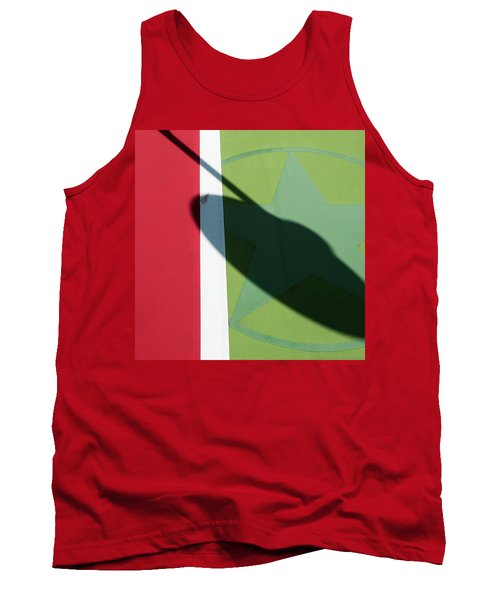 Tank Top featuring the photograph Chili Spot by Eric Lake