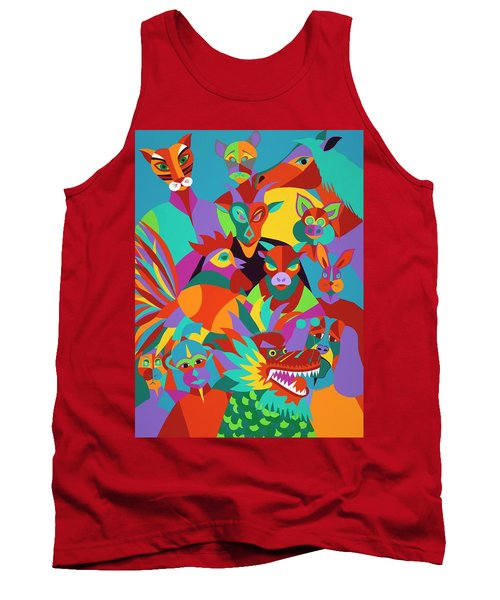Chinese New Year Tank Top