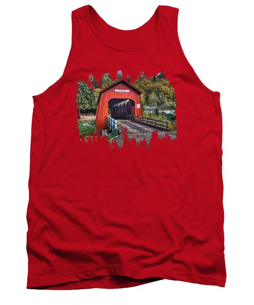 Chitwood Covered Bridge Tank Top