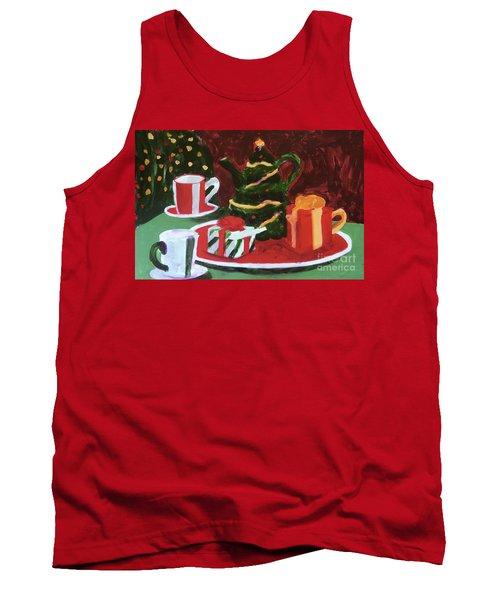 Christmas Holiday Tank Top