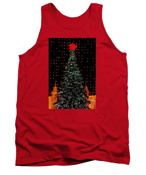 Christmas Tree  Tank Top