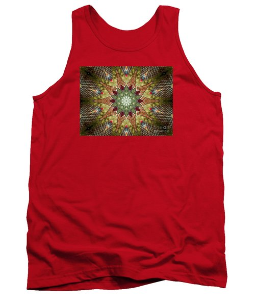 Christmas Wishes  Tank Top by Christy Ricafrente
