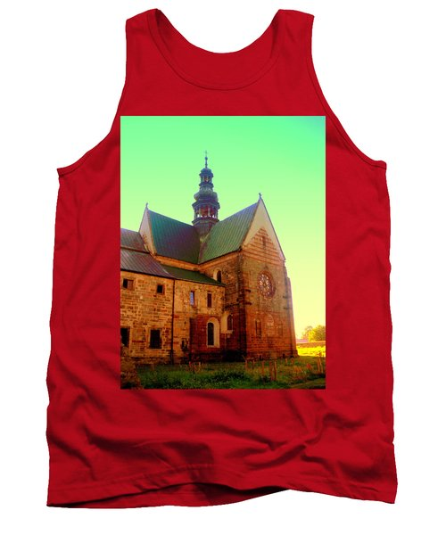 Church Of The Blessed Virgin Mary And St. Florian In The Wachock Tank Top