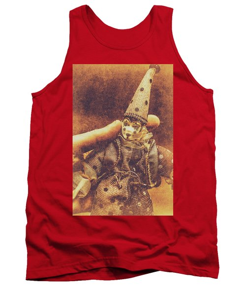 Circus Puppeteer  Tank Top