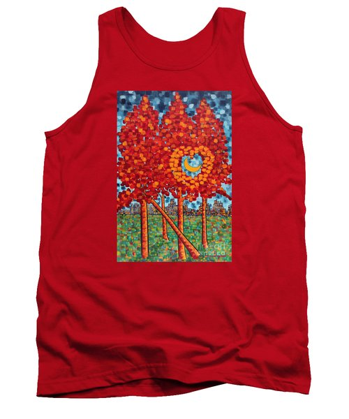 City Moonshine Tank Top by Holly Carmichael