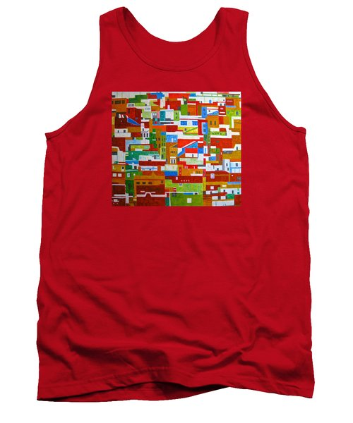Civic Harmony Tank Top
